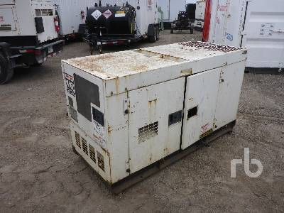 Multiquip generator sets for sale ironplanet multiquip dca25ssiu3 20 kw skid mounted gen set 10 249 kw125 sciox Image collections