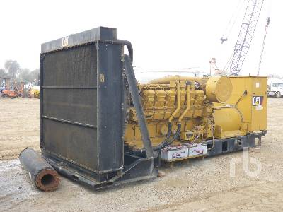 Search results ritchie bros auctioneers 2012 caterpillar sr5 1250 kva skid mounted gen set 750 kw950 kva sciox Image collections