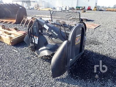 Skid Steer Stump Grinder Skid Steer Attachments For Sale Ironplanet