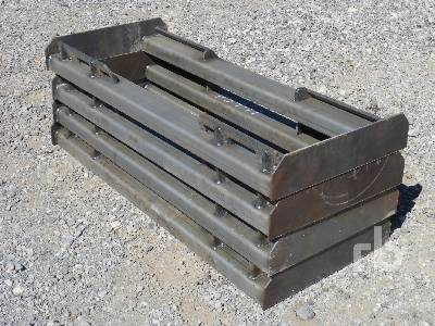 unused qty of 4 frames skid steer attachment other lot 5221 rh rbauction com