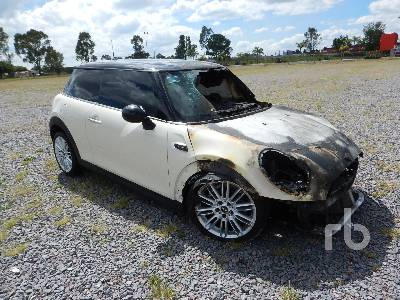 2017 Mini Cooper Pepper Parts Only