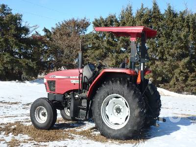 Detail photo of 1998 Case IH CX70 from Construction Equipment Guide