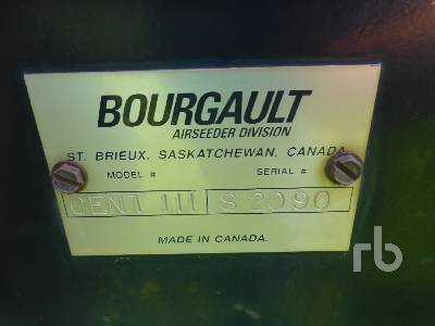 Detail photo of  Bourgault 850 from Construction Equipment Guide
