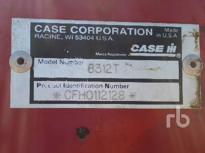Detail photo of 1999 Case IH 8312T from Construction Equipment Guide
