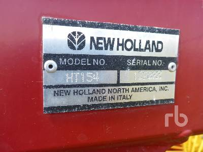 Detail photo of  New Holland HT154 from Construction Equipment Guide