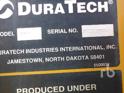 Detail photo of 2002 HAY BUSTER 2640 from Construction Equipment Guide