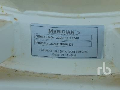 Detail photo of  MERIDIAN 1620EIPVWD5 from Construction Equipment Guide