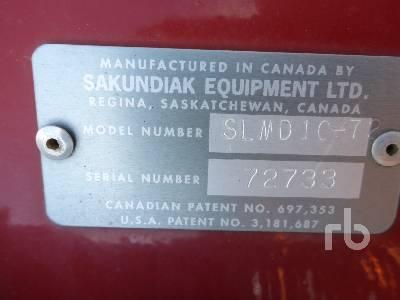 Detail photo of 2015 SAKUNDIAK SCMD10-72 from Construction Equipment Guide