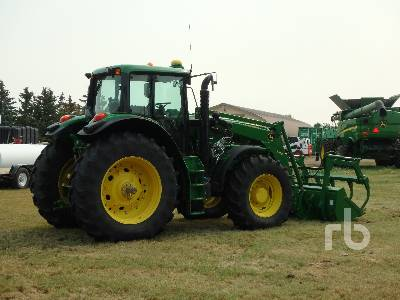 Detail photo of 2014 John Deere 6170M from Construction Equipment Guide