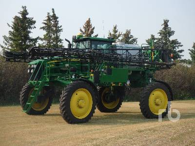 Detail photo of 2013 John Deere 4830 from Construction Equipment Guide