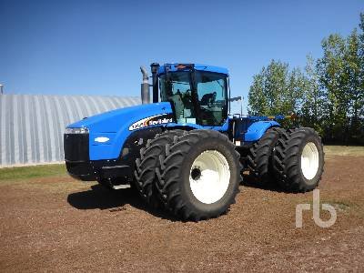 Detail photo of 2005 New Holland TJ425HD from Construction Equipment Guide