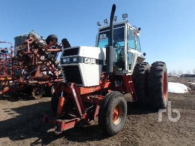 Detail photo of 1981 Case IH 2290 from Construction Equipment Guide