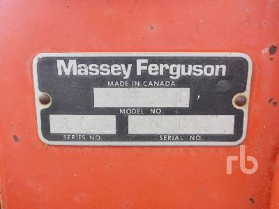 Detail photo of  Massey Ferguson 360 from Construction Equipment Guide
