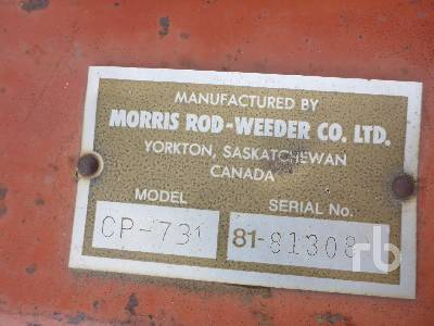 Detail photo of  MORRIS MAGNUM CP-731 from Construction Equipment Guide