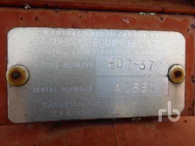 Detail photo of 1987 SAKUNDIAK HD7-37 from Construction Equipment Guide