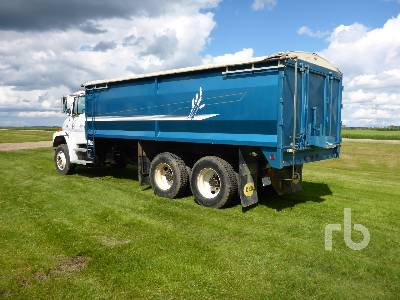 Detail photo of 1997 FREIGHTLINER FL106 from Construction Equipment Guide