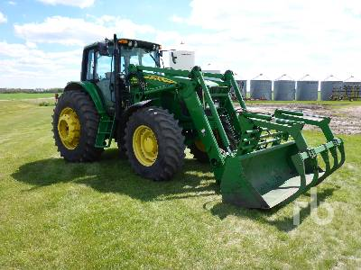 Detail photo of 2006 John Deere 7420 from Construction Equipment Guide