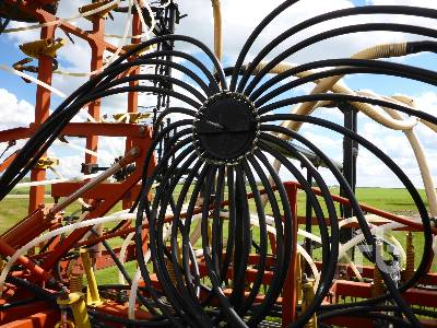 Detail photo of 1994 Bourgault 8800 from Construction Equipment Guide