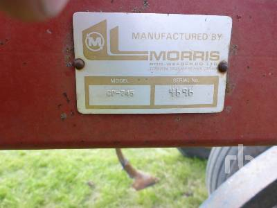 Detail photo of  MORRIS MAGNUM II from Construction Equipment Guide