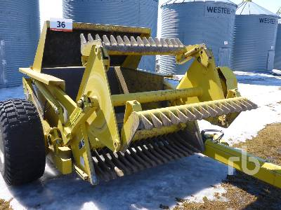 Detail photo of 2006 Degelman 6000 from Construction Equipment Guide