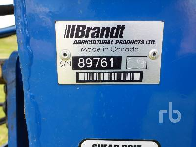 Detail photo of 2009 Brandt 1370 from Construction Equipment Guide