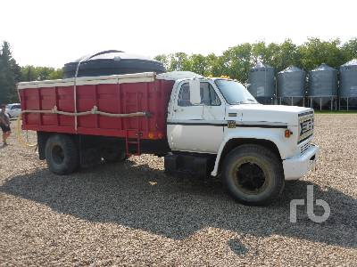 Detail photo of 1978 Chevrolet C65 from Construction Equipment Guide