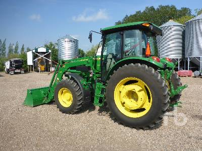 Detail photo of 2013 John Deere 6140D from Construction Equipment Guide
