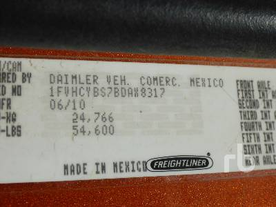 Detail photo of 2011 FREIGHT KING M2 from Construction Equipment Guide