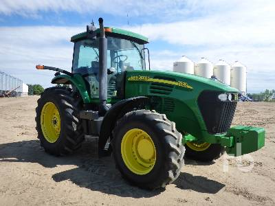 Detail photo of 2005 John Deere 7920 from Construction Equipment Guide