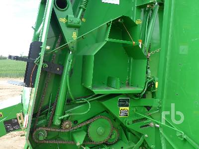 Detail photo of 2003 John Deere 567 from Construction Equipment Guide