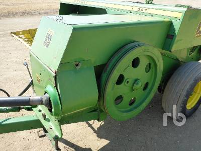 Detail photo of 1982 John Deere 347 from Construction Equipment Guide