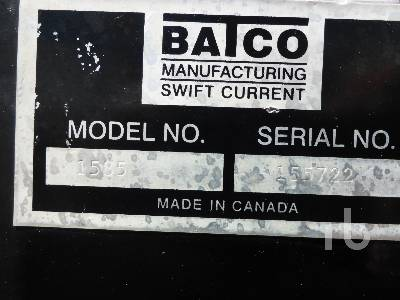 Detail photo of 2004 BATCO 1585 from Construction Equipment Guide