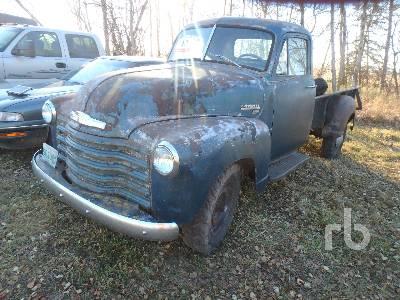 1951 CHEVROLET 1434 Pickup Lot 17