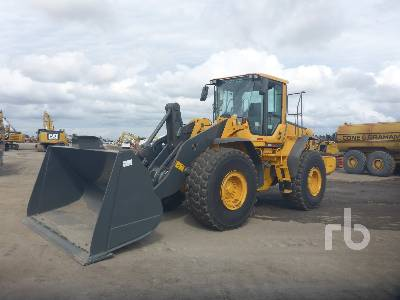 volvo l90d wheel loader service repair manual