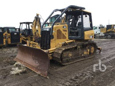 2008 Caterpillar D4k Xl Crawler Tractor Lot 2594v Ritchie Bros