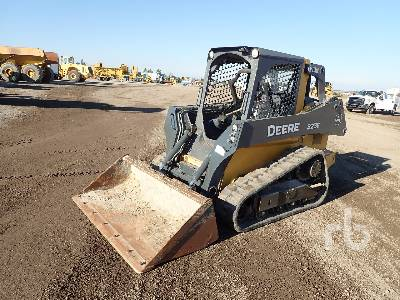 John Deere 125 Skid Steer Specifications