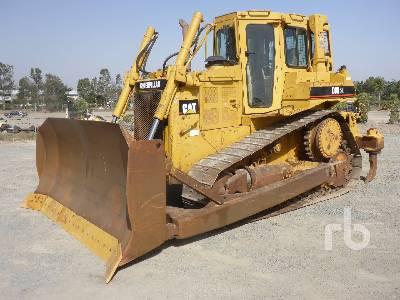 Caterpillar D4C XL Series III Crawler Tractor Specs