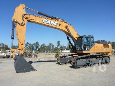 Unused 2016 CASE CX470B Hydraulic Excavator