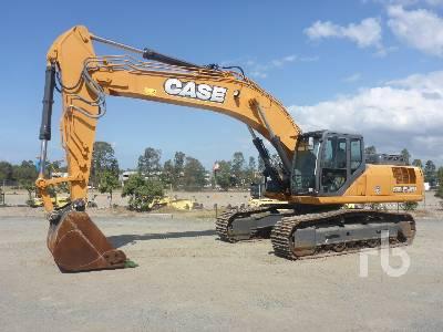 2016 CASE CX350B Hydraulic Excavator