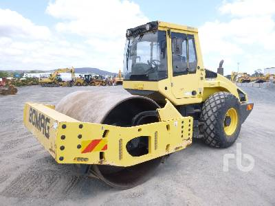 2010 BOMAG BW216DH-4 Vibratory Roller