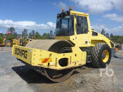 2011 BOMAG BW219DH-4 Vibratory Roller