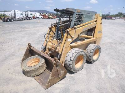 1999 CASE 1845C Skid Steer Loader