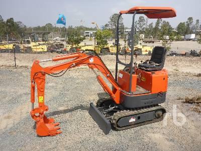 Unused 2018 EVERUN ERE08 Mini Excavator (1 - 4.9 Tons)