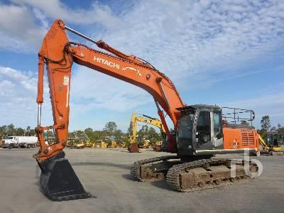 2011 HITACHI ZX330LC-3 Hydraulic Excavator