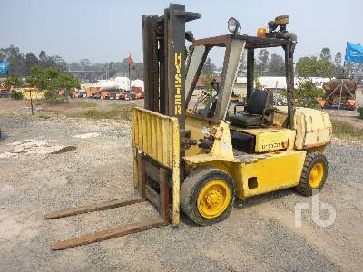 HYSTER H4.00 XL/5 Forklift
