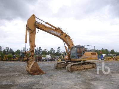 2007 CASE CX330 Hydraulic Excavator