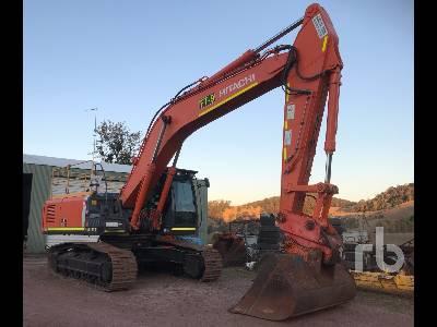 2015 HITACHI ZX330LC-3 Hydraulic Excavator