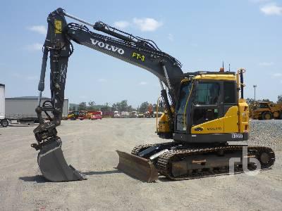 2016 VOLVO ECR145CL Hydraulic Excavator