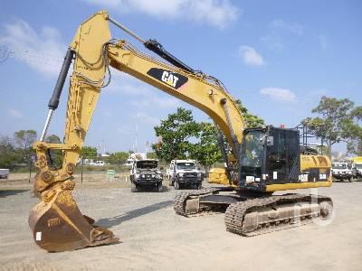 2012 CATERPILLAR 324DL Hydraulic Excavator