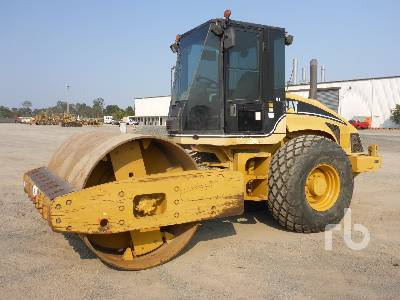2006 CATERPILLAR CS563E Vibratory Roller